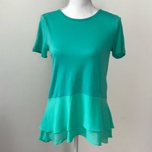 MICHAEL KORS Short Sleeve Shirt size small